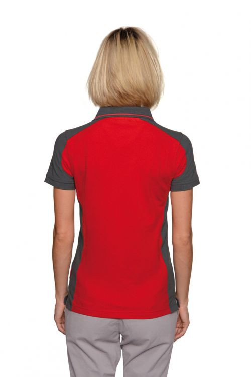 Women-Contrast-Poloshirt Performance (№239)