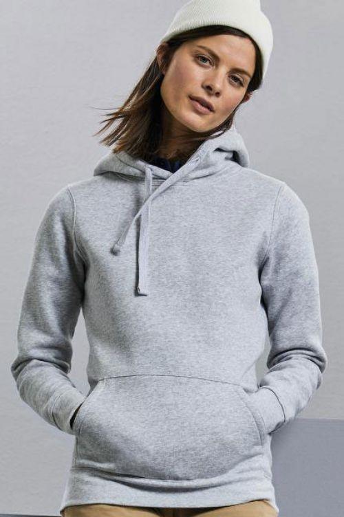 265F Damen` Authentic Hooded Sweat