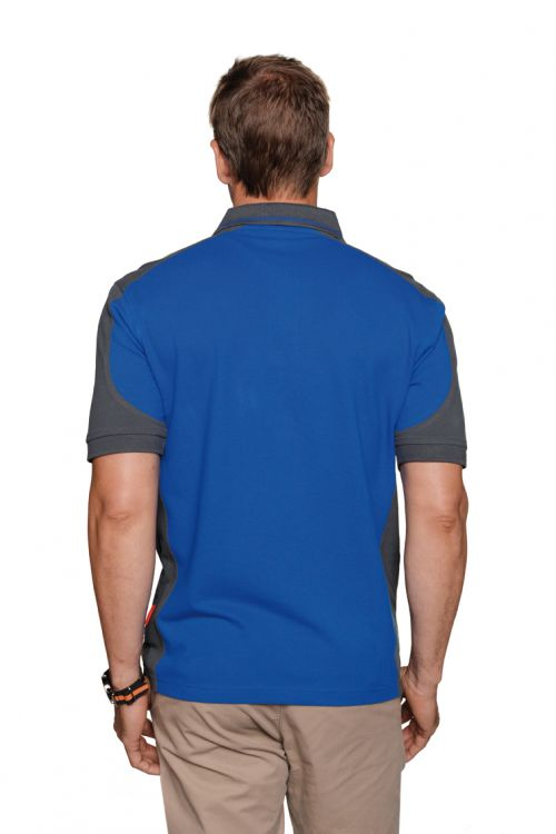 Contrast-Poloshirt Performance (№839)