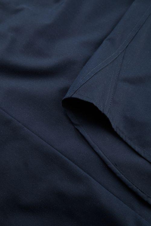 Modisch körperbetontes langärmeliges Hemd aus Tencel