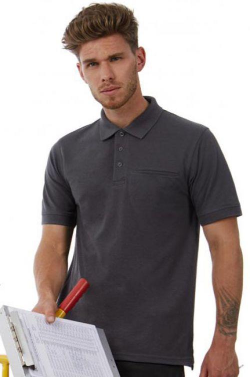 Workwear Blended Energy Pocket Polo