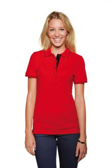 Women-Poloshirt Casual (№203)