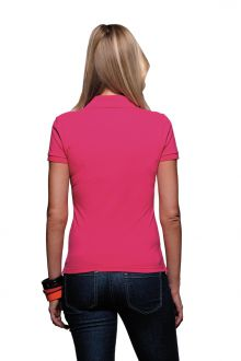 Women-Poloshirt Stretch (№222)