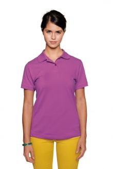 Women-Poloshirt Top (№224)