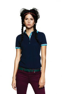 Women-Poloshirt Fashion (№235)