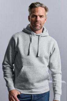 265M Herren`Authentic Hooded Sweat