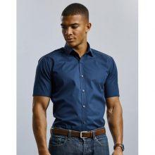 R-961M Ultimate Stretch Shirt für Herren, Kurzarm