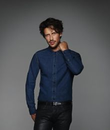 799.42 Denim Shirt LS