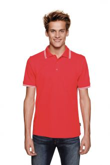 Poloshirt Twin-Stripe (№805)