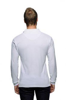Longsleeve-Poloshirt HACCP-Performance (№821)