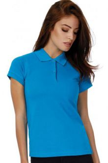 Safran Ladies Polo Pure women