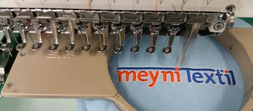 Willkommen bei der Stickerei Meyni